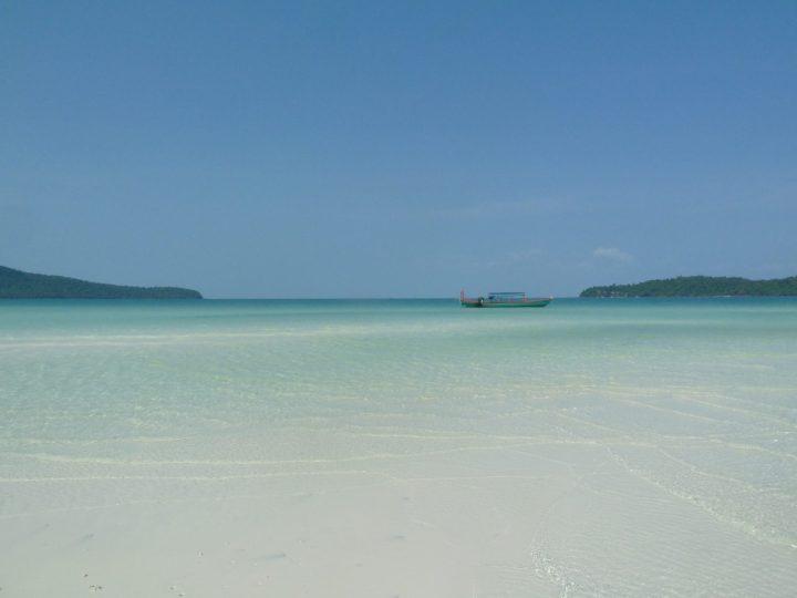 Cambodia – beachtime