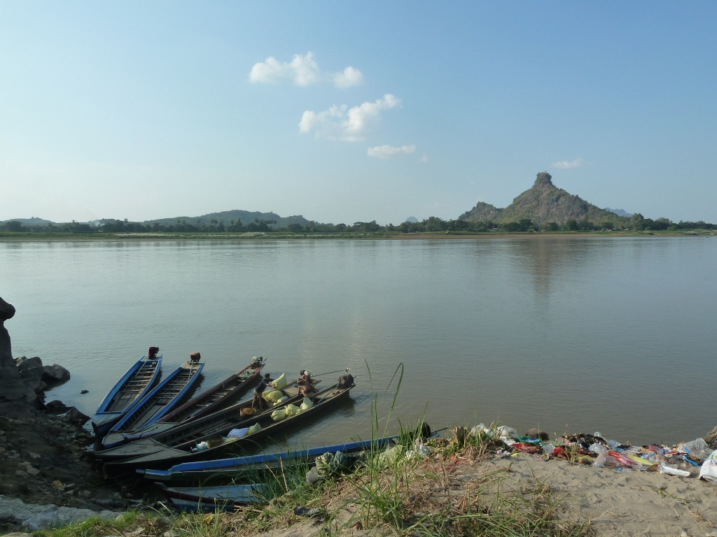 Finding serenity in Hpa-An, Myanmar