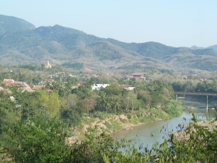 Conquering Mount Phousi in LuangPrabang