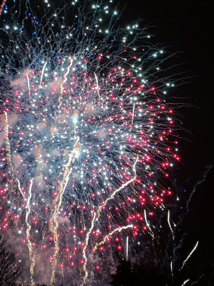 Fabulous Fireworks!
