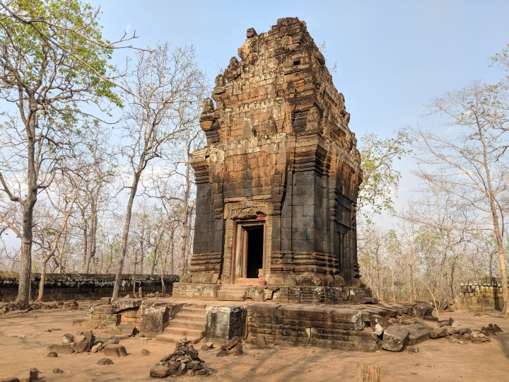 Koh ker black temple 2 IMG_20190304_160207