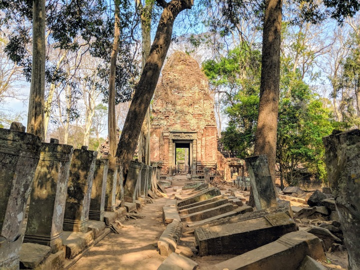 Koh Ker - entrance IMG_20190304_143808