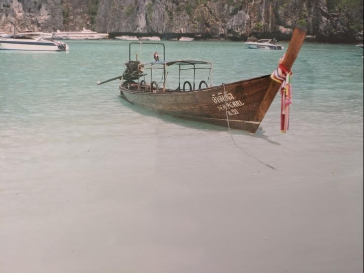 Whereabouts…Maya Bay, Thailand!