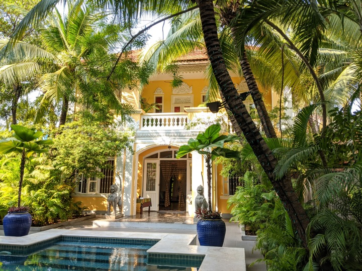 Indulging in a bit of luxury at The Pavilion Hotel, PhnomPenh