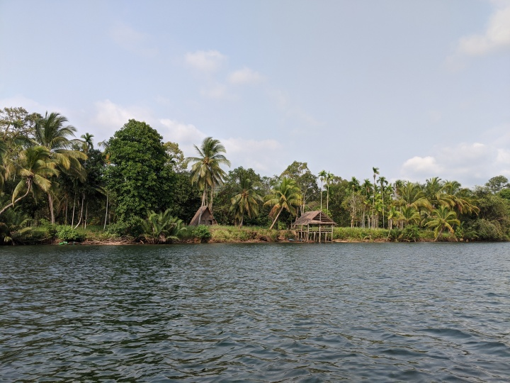 4 Rivers boat journey