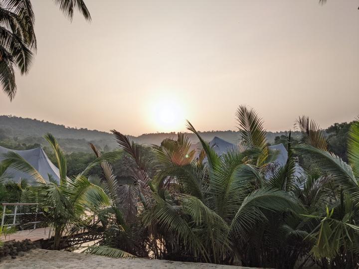 4 Rivers sunrise