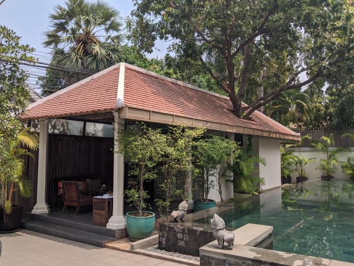 The Sun Pool bar