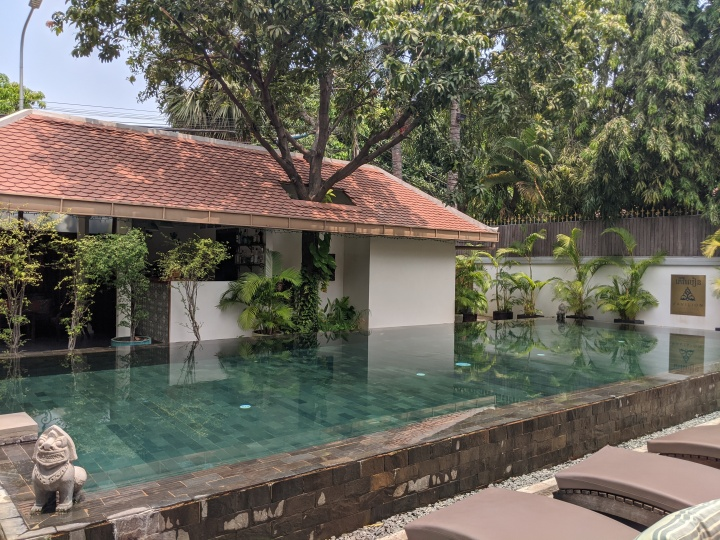 The Sun Pool III
