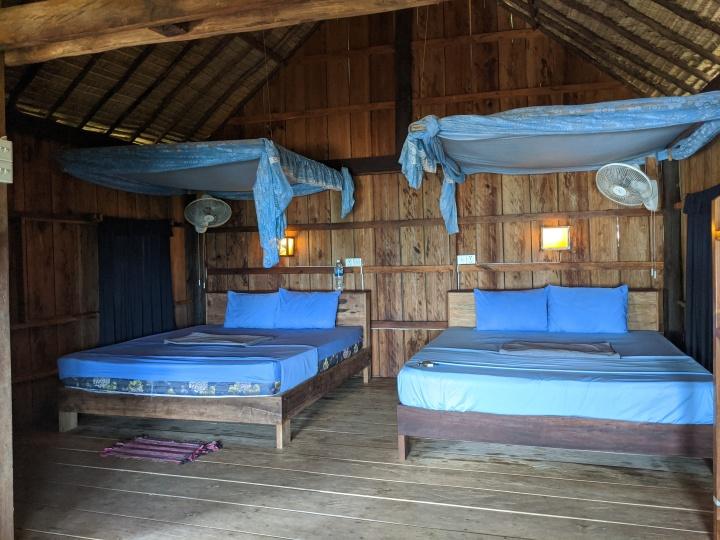 Hut 14 beds